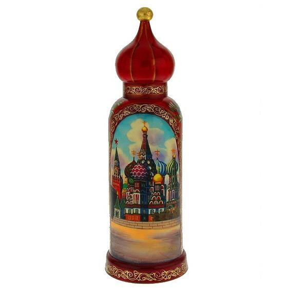 Матрёшка-штоф «Москва Златоглавая»