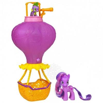 Игровой набор My Little Pony  Пони Твайлайт Спаркл на воздушном шаре