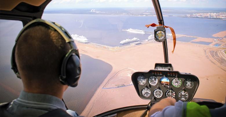 Мастер-класс на Cessna 150
