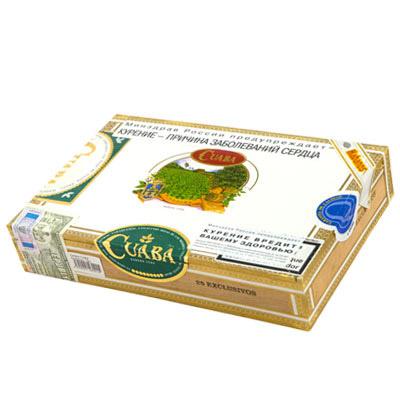 Кубинские сигары Cuaba Exclusivos