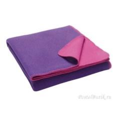 Фиолетовый плед Giesswein Melissa
