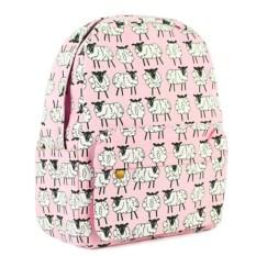 Розовый рюкзак Овечки