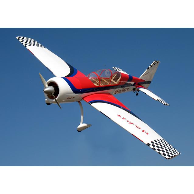 Радиоуправляемый самолет Yak54-3D-120