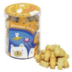 Любимое детское печенье «Карманные Мишки»