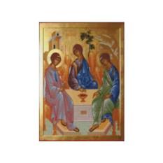 Набор для вышивки стразами «Троица Ветхозаветная»