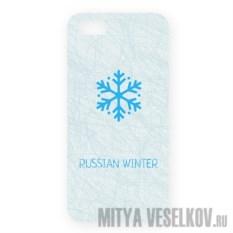 Чехол для IPhone Русская зима