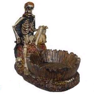 Пепельница-пират