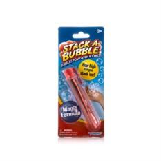 Мыльные пузыри Stack-A-Bubble Застывающие Пузыри, 33 мл