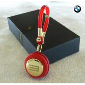 Брелок BMW X3 Вишневый золото