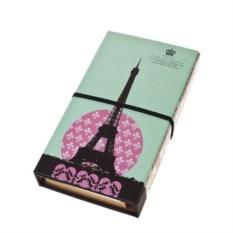 Записная книжка О Париж, Париж