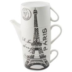 Чайный набор Париж для двоих