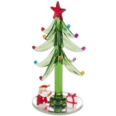 Новогоднее украшение Дед Мороз под елкой