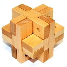 Деревянная головоломка Ворон