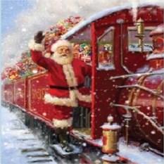 Новогодний пакет Зимний экспресс