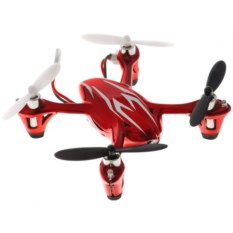 Квадрокоптер Hubsan X4 H107C Red-Black-Silver