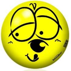Резиновый мячик Смайлик