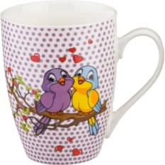 Кружка Влюбленные птенчики