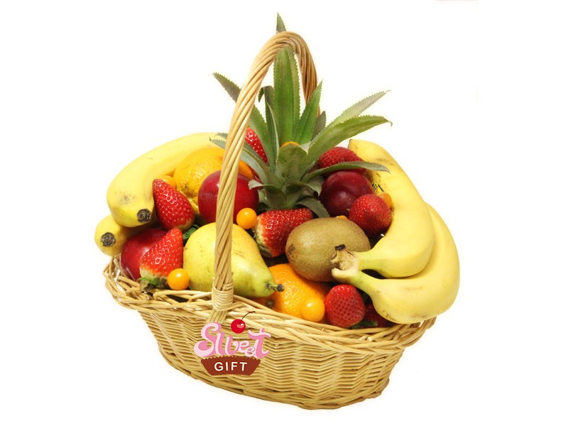 Фруктовая корзина Tutti Frutti Standart