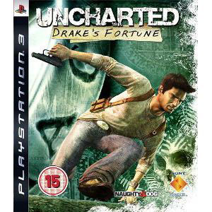 Игра для PS3: Uncharted: Drake's Fortune