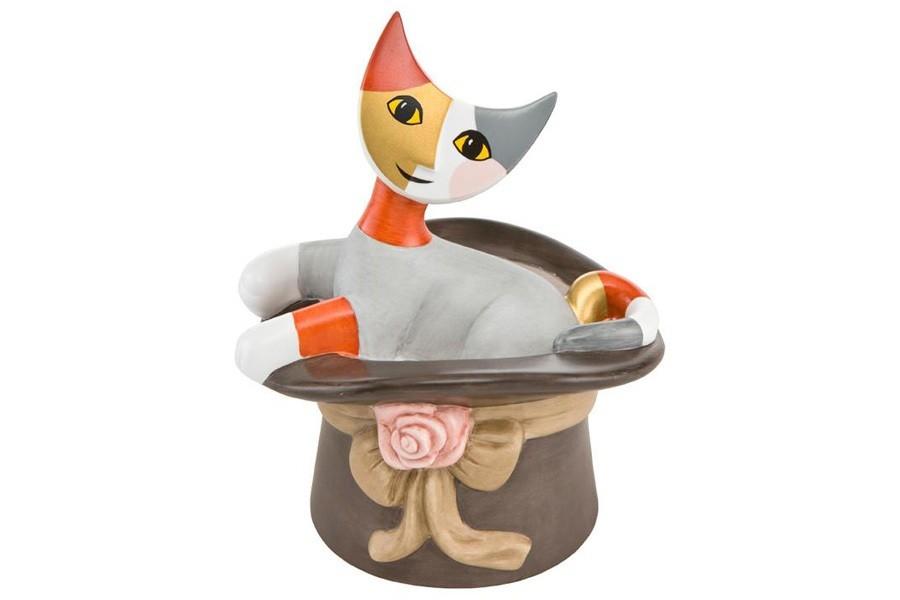 Скульптура кошки Магия
