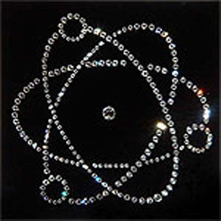 Картина Swarovski «Молекула»