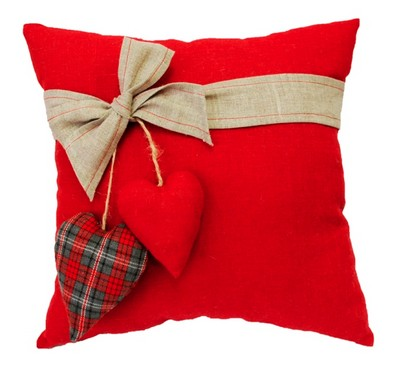 Декоративная подушка Дела сердечные