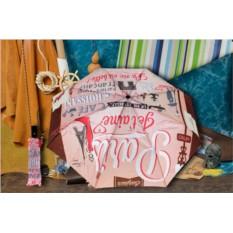 Женский зонт Париж
