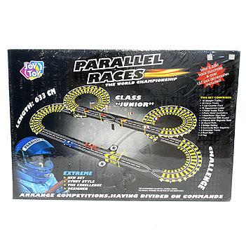 Трек 633см Joy Toy Parallel Races BOX 50x34х7см арт. 0813