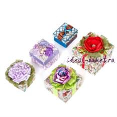 Коробочки для подарков в ассортименте