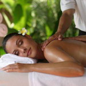 Тайский ойл-массаж