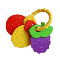 Детская игрушка-погремушка Ягодки