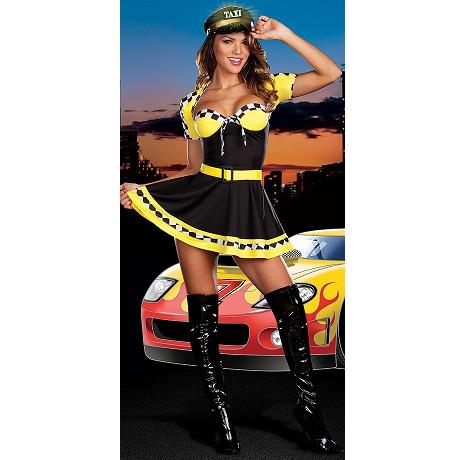 Маскарадный костюм Ночное такси