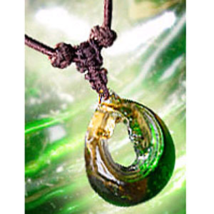 Кулон «Кружево океана»