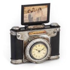 Фоторамка с часами Фотокамера
