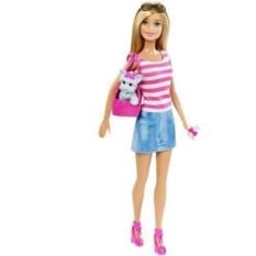 Кукла Барби с питомцами