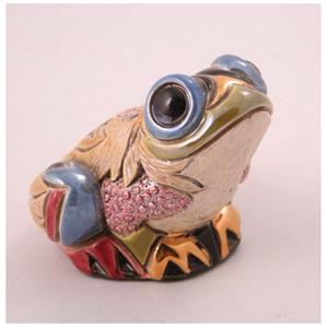 Статуэтка декоративная «Лягушка»