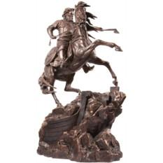Скульптура Русский воин