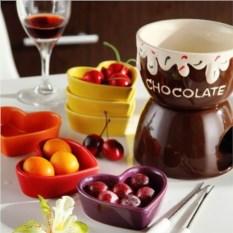 Кружка для фондю Шоколад
