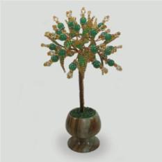 Дерево из нефрита Подарок верности