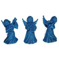 Набор ёлочных игрушек Ангелы