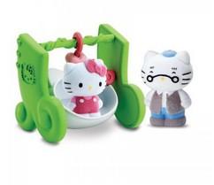 Игровой набор «Качели» Hello Kitty