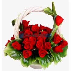 Цветы из фарфора Изысканность