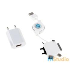 Универсальное зарядное устройство для сотовых телефонов