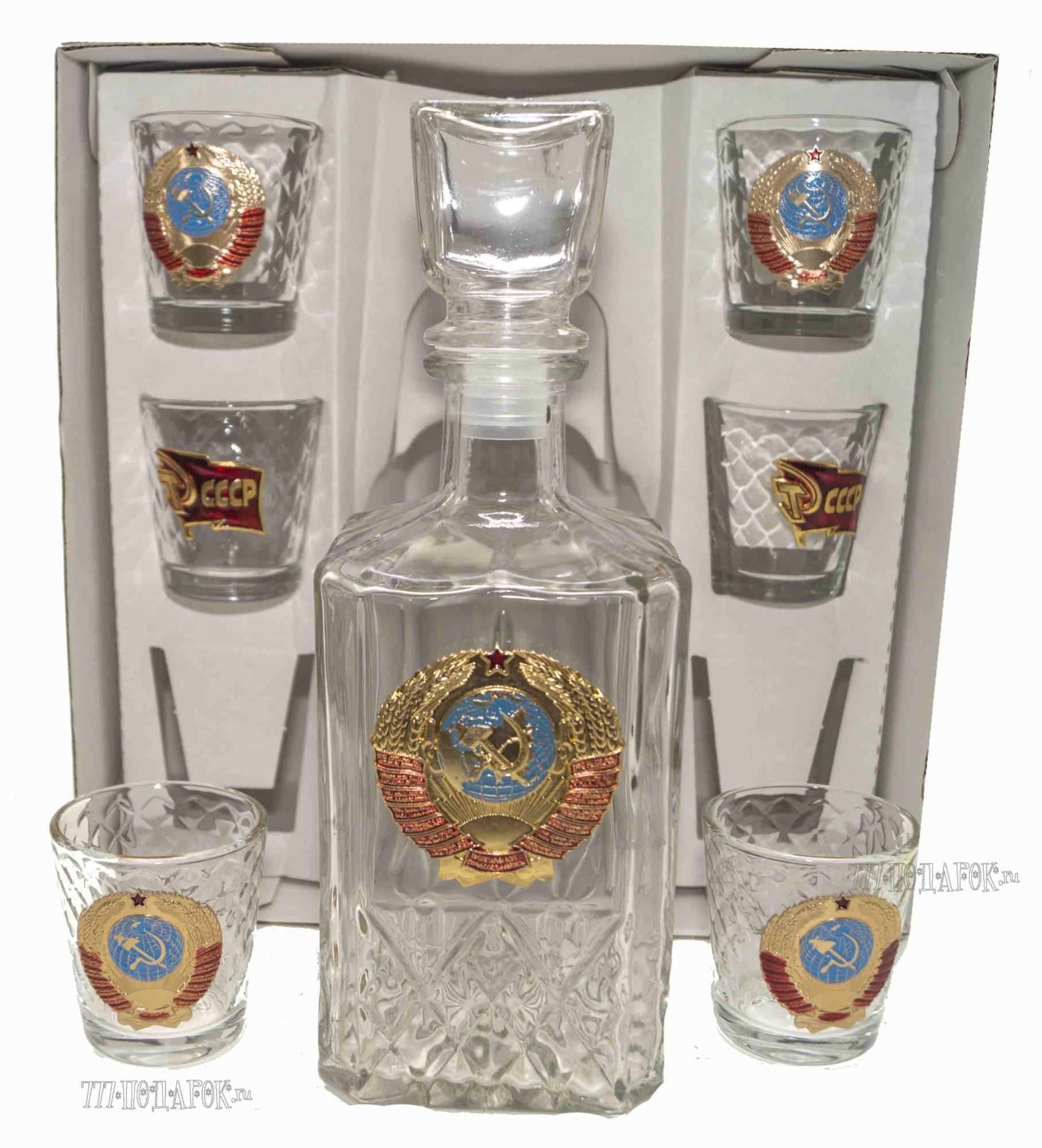 Набор Герб СССР