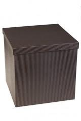 Коробка подарочная Элегант черная