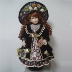 Фарфоровая кукла Матильда