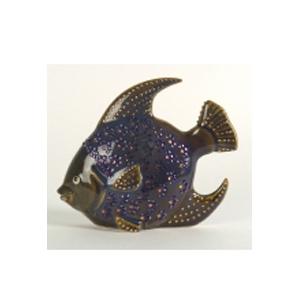 Рыбка инкрустированная