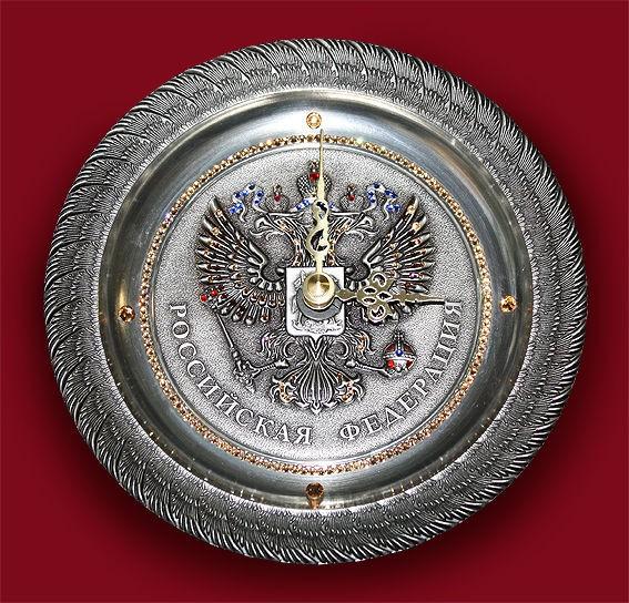 Часы с кристаллами сваровски Герб