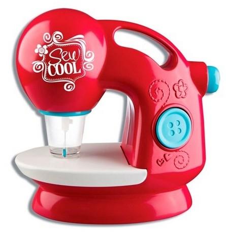 Детская швейная машинка Sew Cool Сью Кул  - шьет без ниток!