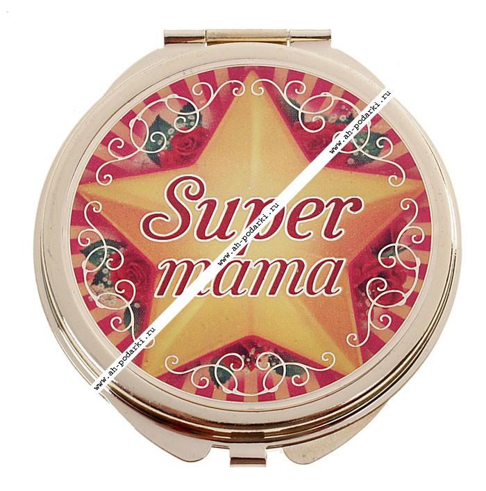Зеркало Супер мама